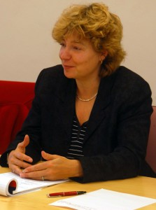 Brigitte Hertz - adviseur en facilitator