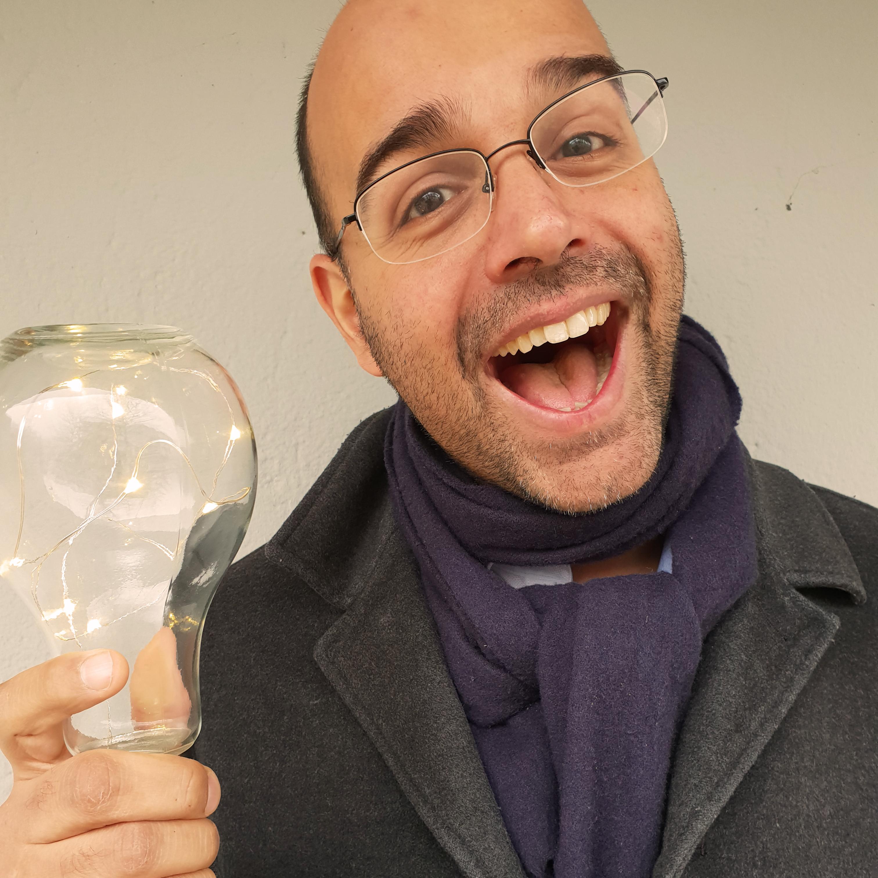 Daniel lamp