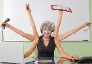 Timemanagement - afb. tip 2 niet multitasken